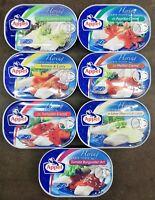 (2,46€/100g) Appel Heringsfilets in 7 verschiedenen Sorten 200 g Dose Hering