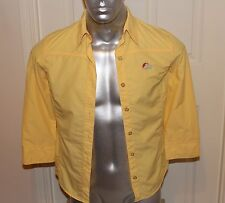 LOWE ALPINE FAST DRY ACTIVITY WALKING BLOUSE / SHIRT , YELLOW , LADIES MEDIUM