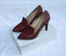 GEOX Suede & Leather  Court shoes for ladies size 7 UK / 40 EU