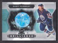 2014-15 The Cup Brilliance Autograph #B-MC Marty McSorley Auto Edmonton Oilers