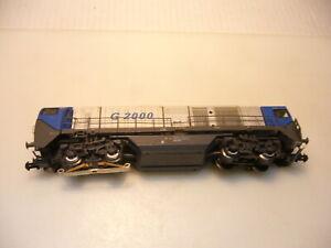 Mehano Digital Diesellok   T 277  G 2000 Wechselstrom  H0