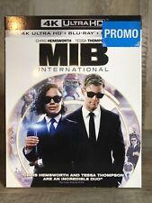 Mib Men In Black: International (4K Uhd+Blu-ray)