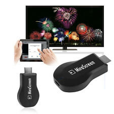 Wireless WiFi Display Streaming Media Player 1080P HDMI HDTV for IOS 9 Android