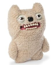 """Fuggler Funny Ugly Monster - Ol Toothblock Cream Fuzzy Fur  9"""" NEW"""