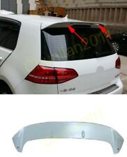 Factory Style Spoiler Wing ABS for 2014-2017 VW GOLF 7 VII 7 MK7 Non-GTI