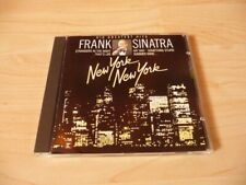 CD Frank Sinatra - New York New York - His Greatest Hits - 1983 - 16 Songs