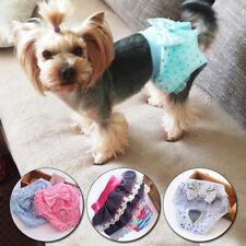 Pet Dog's Physiological Panties Reusable Washable Diaper Underwear Briefs