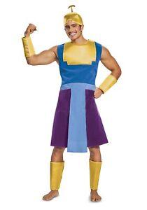 Disney Emperor's New Groove Kronk Mens Costume