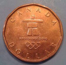 Canada 1 Dollar Olympic coin 2010