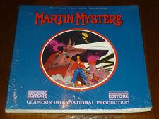 MARTIN MYSTERE GLAMOUR CON ALLEGATO 1992 - NUOVISSIMO !!