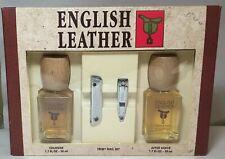 English Leather Gift Set Cologne 1.7 fl oz , After Shave ORIGINAL