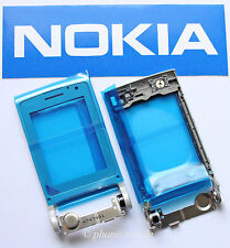 ORIGINAL NOKIA N76 N 76 LCD B-COVER ASSY ICE WHITE OBERSCHALE HOUSING 0250906