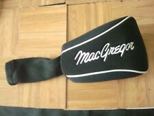 MACGREGOR BLACK & WHITE DRIVER HEADCOVER - fits Tourney drivers - BRAND NEW