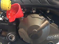 DUCATI Monster M600 620 659 696 750 797 821 1000 Evo 1100 1200 S2R S4R Embudo