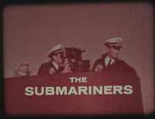 16mm Film The Submariners (1967) US Department of Defense Navy (Chris Bohn) PD