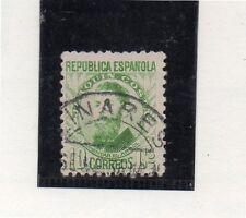 España Joaquin Costa matasellos Linares año 1936 (DG-769)