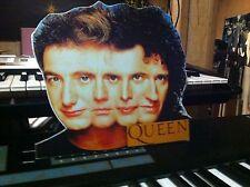 QUEEN standee standup figure Freddie Mercury Brian May Roger Taylor John Deacon