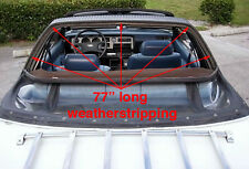 1978-1981 Celica Sunchaser REAR folding convertible weatherstrip seal NEW!