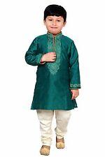 Boys Indian sherwani Latest Kurta Pajama for Bollywood theme partywear & EID 907