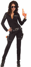 Women's SWAT Costume Police Tactical Uniform Adult Size XS/SM