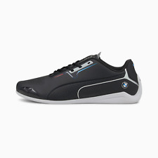 Puma BMW M Motorsport Drift Cat 8 Trainers in Black and White