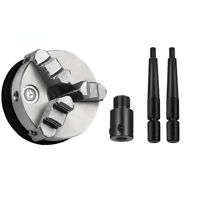 50mm Self-centering linkage lathe chuck Three / Four claws for 8MM shaft motor Y