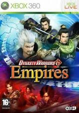 Dynasty Warriors 6 Empires XBOX360 - LNS