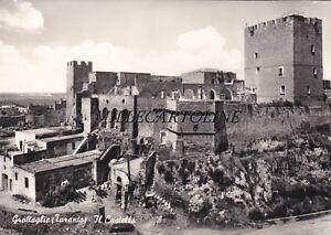 GROTTAGLIE: Il Castello   1962
