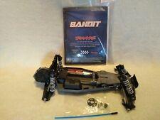 Traxxas Bandit XL5 Slider Chassis + Transmission, rustler 2wd drag roller vxl