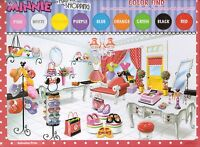 Minnie Mouse Dry Erase Wipe Clean Activity Board Brand New Fun Educational Toy