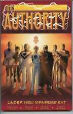 Authority Under New Management Tpb near mint graphic novel