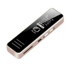 Digital Diktiergerät Tragbar Aufnahmegerät MP3 Audio Sound Voice Recorder Neu DE