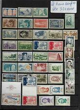 lot de timbres france neufs** . cote 320 euro