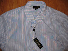 NWT ANDREW FEZZA MEN'S SHIRT SIZE 2XL