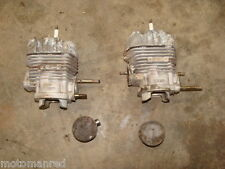 91 90? 92? 93? ARCTIC CAT LYNX 300 340 ENGINE TOP END CYLINDERS CYLINDER PISTONS