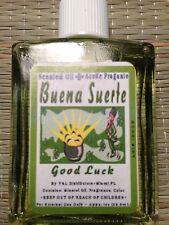 Aceite de Buena Suerte - Good Luck oil - 1 oz - Santeria-Wicca-Pagan-Palo
