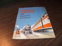 1953 AMERICAN RAILROAD GROWTH AND DEVELOPMENT ASSOCIATION OF AMERICAN RAILROADS