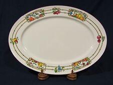Villeroy & Boch Mon Jardin Large Oval Serving Tray/Platter