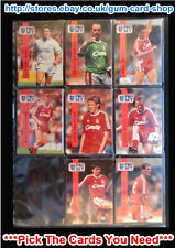 ☆ PRO SET Footballers 1990-91 (VG) Cards 101 to 153 *Pick The Cards You Need*