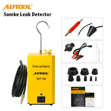 Autool SDT-106 Smoke Leak Detector Locator Automotive Diagnostic Machine For Car