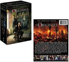 THE ORIGINALS 1-5 (2013-2018) COMPLETE New Orleans Vampire TV Series NEW Rg1 DVD