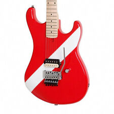 kramer The 84 Electric Guitar Diver Down With Chrome Hardware (new)