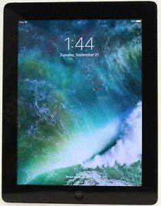 Apple iPad 4 32GB Wi-Fi 9.7in Grade B