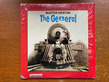 The General Buster Keaton Rare Laserdisc *Very Good Condition-Private Collection