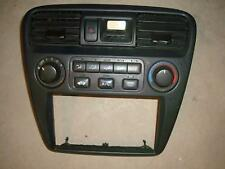 98-00 HONDA ACCORD Dash Climate Heater Control AC CLOCK