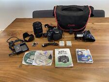 Canon EOS 550D 18.0 MP Digital SLR Camera