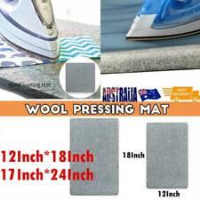 17x24INCH Ironing Felt Pad Easy Press Ironing Mat New Zealand Wool Pressing Mats