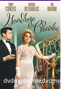 Goodbye Charlie DVD Tony Curtis Debbie Reynolds New & Sealed Plays Worldwide