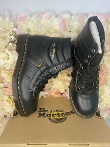 Dr Martens Leather Kamin Archive Lace Up Ankle Boots UK 5 NEW Discontinued RARE