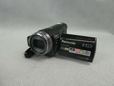 Panasonic HDC-SD100 Digital Video Camera Used Tested Working Condition Full HD